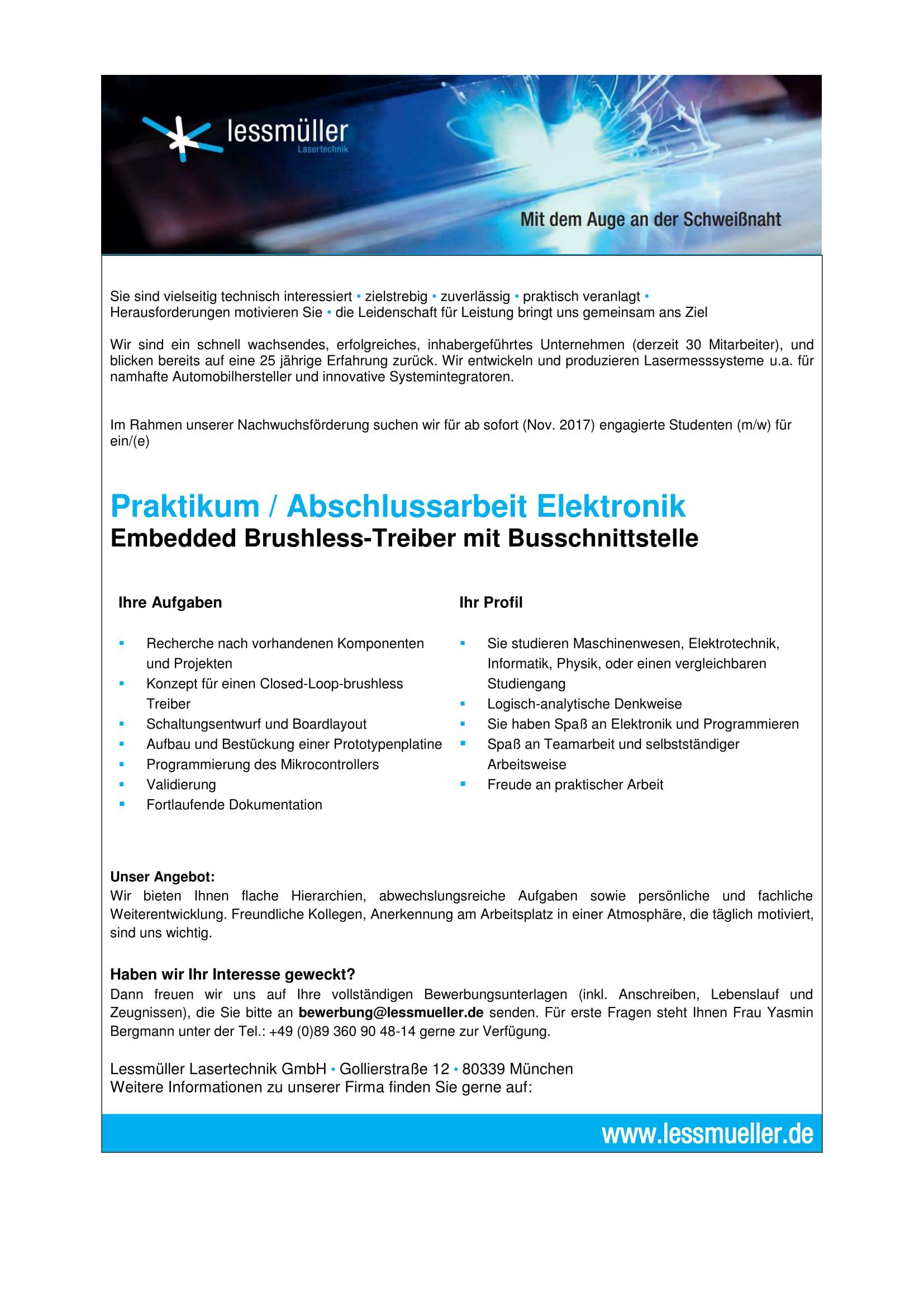 Niedlich Ziele Für Lebenslauf Praktikum Ideen - Entry Level Resume ...